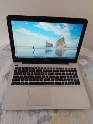 Título do anúncio: Notebook Asus i3 2.0ghz Memória 6Gb HD 500GB Tela led 15.6