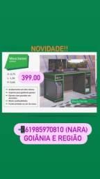 Mesa gamer mesa gamer verde