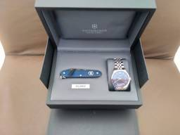Relógio Victorinox Alliance + Canivete