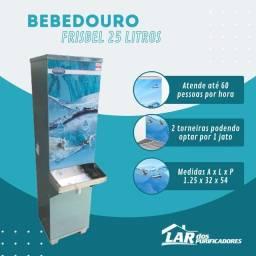 Bebedouro industrial 25 litros