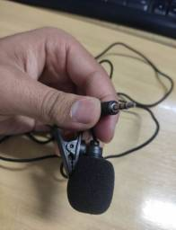 Título do anúncio: Microfone lapela p2