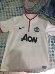 Camisa Manchester United Infantil Original