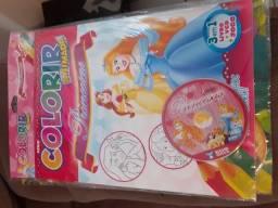 kits infantis coloridos