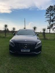 Título do anúncio: Mercedes - C180 - Kit AMG