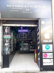 Título do anúncio: Vendo loja de assistência e acessórios para celular e eletrônicos 27mil pra vender