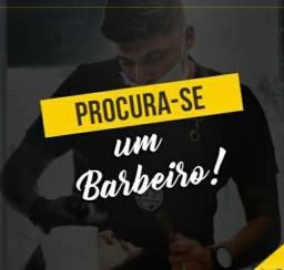 ** Procura-se barbeiro **