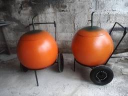 Carrinho laranjinha