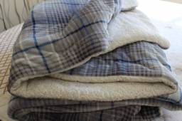 Título do anúncio: Cobertor tipo lã - super quente