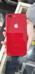 IPHONE 8 Plus red perfeito estado