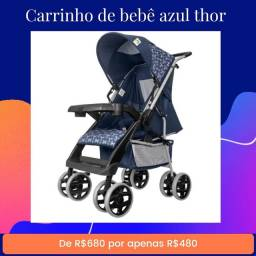 Carrinho azul Thor