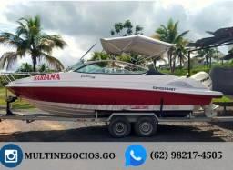 Focker 240 / Barco / Lancha 24 Pés / Yachts / Motor Evinrude 250 HP