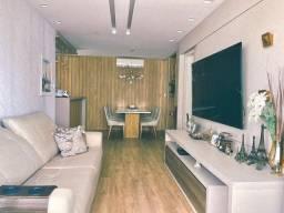 Título do anúncio: Vendo lindo apartamento mobiliado - 3 quartos _na ponta do FAROL