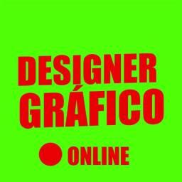 Designer gráfico / Arte Finalista / Identidade Visual
