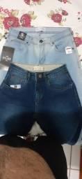 Duas calças jeans novas