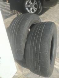 Par de pneus 235/60/16 tucson no estado