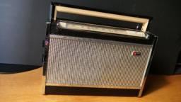 """Título do anúncio: Rádio Antigo marca Philco """"All-Transistor Transglobe"""" MOD. B-471-2, 10 transistores"""