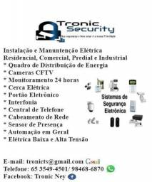 Tronic Security & Tronic Bus