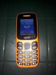 Vende-se teléfone YEZZ básico em perfeito estado