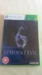 Resident Evil 6 Xbox 360 Original Usado