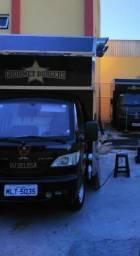 Food Truck Pronto para Trabalhar - 2011