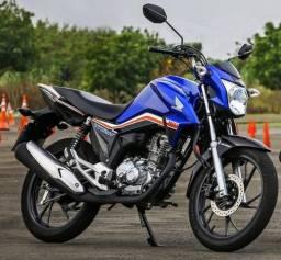 Motos Honda CG 160 TiTAN 2019 - 2019