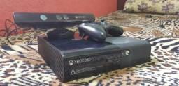 Xbox 360 + 6 jogos originais + Kinect