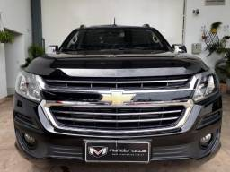 Gm - Chevrolet S10 2.8 Ltz 4X4 CD TB 2017/2017 Preto Blindado - 2017