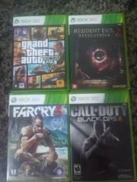 3 Jogos Xbox 360