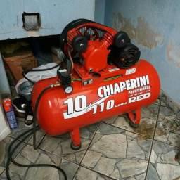 Compressor de ar chiaperine 10 pes