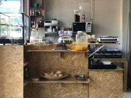 Oportunidade Vendo Cafeteria Completa(Passo Ponto)em excelente local na Feira dos Goianos