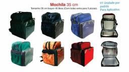 Mochilas bags entregas delivery Aplicativo