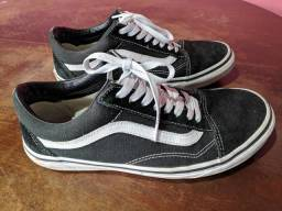 Tênis Original Vans Old Skool 39