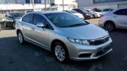 Honda Civic LXS 1.8 16V - 2014