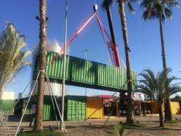 Casa container - Quitinetes container - lanchonetes container