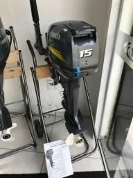 MP Yamaha 15 HP 2019 - Pronta Entrega - 2019