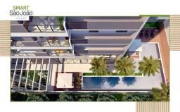 Único com 3 quartos e 85m² privativos no São João