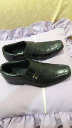 Sapato Social Nr 37 usado 1 vez wats *