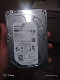 HD seagate hdd 3000gb