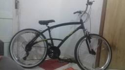 Bike alumínio peças tudo nova de qualidade