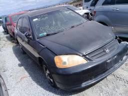 Sucata Honda Civic 2002