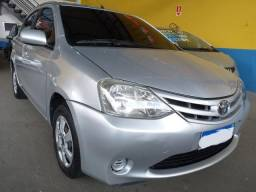 TOYOTA ETIOS 2013/2013 1.3 XS 16V FLEX 4P MANUAL - 2013