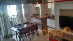 Apartamento à venda com 3 dormitórios em Santa genoveva, Goiânia cod:NOV89116