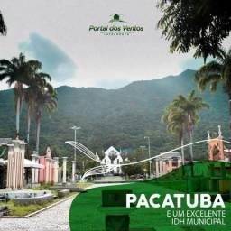 LOTES em PACATUBA entrada facilitada