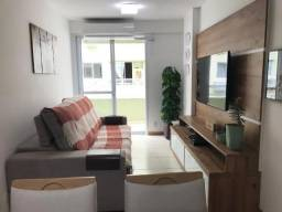 Apartamento com móveis planejados- 2qts, varanda, garagem e área de lazer completa