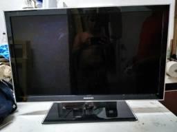 Tv Samsung 32' com problema na imagem
