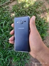 Samsung J2 completo dual chip aceito cartão