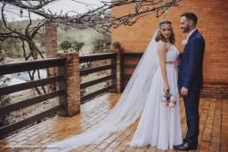 Vestido de noiva! Valor a negociar