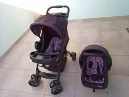 Carrinho de bebê 280,00