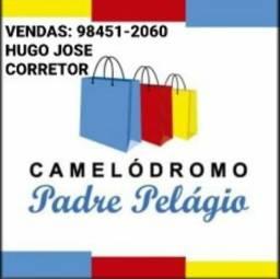 Camelódromo Padre Pelágio Aluguel de Lojas