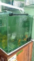 Vende se ou troca aquario completo